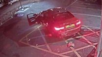Disqualified driver jailed after crash
