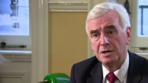 McDonnell: 'People's vote' if no election