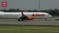 Benarkah pesawat Lion PK-LQP yang jatuh di Karawang tidak layak terbang?