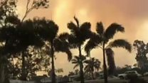 'Catastrophic' bushfires warning for Queensland