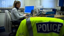 The PSNI officers hunting online paedophiles