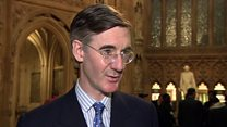 Rees-Mogg calls Carney a 'failed second-tier politician'