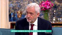 Corbyn prefers ITV Brexit debate offer
