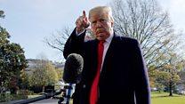 Trump: Michael Cohen is a 'weak person'