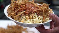 အီဂျစ်ရဲ့ အမျိုးသား စားဖွယ်ရာ ကော်ရှီရီ