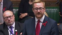 MP tells Commons he is HIV positive