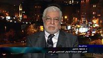 """"""" بلا قيود """" مع محمود حسين الأمين العام  لجماعة الإخوان المسلمين في مصر"""