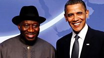 Nigeria ex-leader slams 'Obama interference'