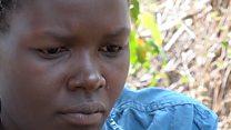 'I witnessed my sister's killing'