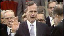 جورج بوش پدر در گذشت