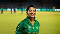 'پاکستان میں خواتین کے لیے کرکٹ کا انفراسٹرکچر موجود نہیں'