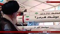 ایران میگوید در صورت لزوم بازهم موشک آزمایش میکنیم