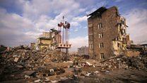 The Earthquake that Devastated Armenia