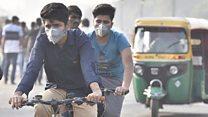 Is Delhi's air causing lung cancer?