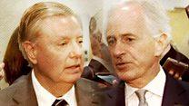 Senators turn on 'willfully blind' Pompeo