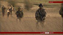 آزمایش روباتهای جنگی در بریتانیا