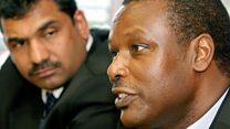 Pierre Buyoya avuga ko umutahe wo kumufata urimwo politike