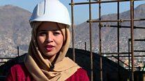 مشارکت زنان معمار افغان در بازسازی کشورشان