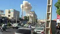 """هجوم انتحاري جنوب شرقي إيران تتبناه """"أنصار الفرقان"""""""