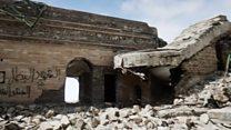 El sorprendente descubrimiento arqueológico en el antiguo santuario que Estado Islámico quiso derribar