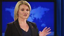 Who is Trump's UN nominee Heather Nauert?