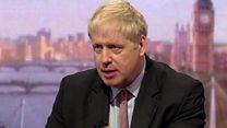 Johnson: I feel responsibility for Brexit