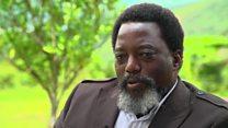 Congo leader slams 'stupid' corruption claims