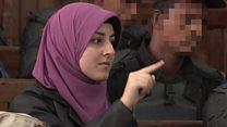 لغة العيون والأصابع في محاكم مصرية