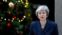 Theresa May's statement - in full
