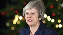 May: 'We now need to get on with the job'