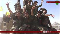آمریکا: نگران عملیات ترکیه در شمال سوریه هستیم