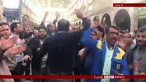 دستگیری کارگران معترض فولاد اهواز توسط ماموران امنیتی