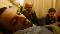 'The Gaza blockade is strangling us'