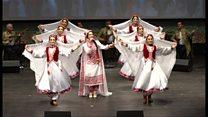 کویت میزبان هنرمندان از 10 کشور جهان