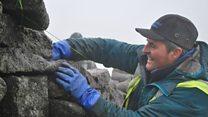 The stonemasons saving the Mourne wall