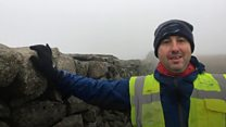 The history behind the Mourne Wall