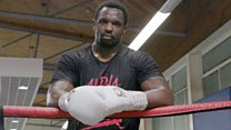 From 'ghetto kid' to heavyweight star