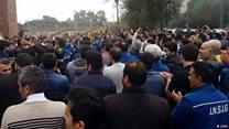 ناآرامیهای ایران شبکهای میشود؟