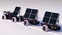 Solar Voyager forced to abandon mission