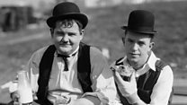 Film follows Stan and Ollie's final tour