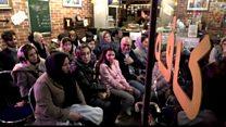 قصة مقهى في طهران تبث الأمل عند ذوي الإعاقة