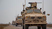 چرا نیروهای آمریکایی سوریه را ترک میکنند؟