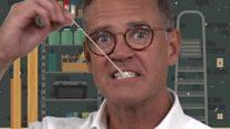 Million dollar idea: Chewing gum