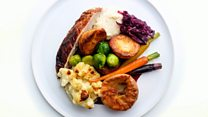 The most 'Instagramable' Christmas dinner
