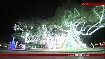راهکار شهردار تگزاس برای مقابله با تغییرات اقلیمی در آستانه کریسمس