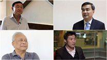 4 นักการเมืองดัง กับวลีเด็ดก่อนเลือกตั้ง