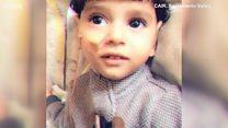 瀕死の2歳児のイエメン人母親、特別ビザで渡米