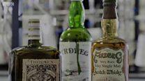 珍しいビンテージもののウイスキー、人気だが3割が偽物と