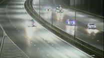Drunk driver drives down M4 wrong way