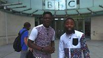 Wòlíì Àrólé sọ àsọtẹ́lẹ̀ s'áyé BBC ní London